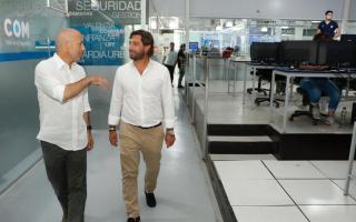 """Respaldo del gobierno bonaerense a Ducoté en Pilar: """"Es uno de nuestros mejores intendentes"""", dijo Salvai"""