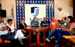 Los municipales de Salto recibirán el aumento en tres cuotas. Foto: Twitter