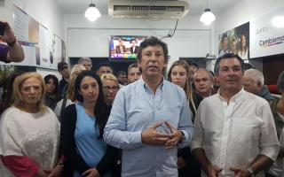 Posee celebró el triunfo de Cambiemos en San Isidro