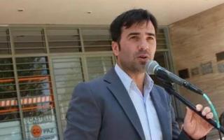 El intendente fue reelecto en representación del Frente de Todos