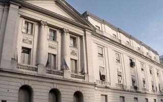Ministerio de Hacienda y Finanzas bonaerense