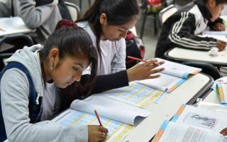 Implementarán un Día de la Dislexia para abordar el tema en las escuelas. Foto: Prensa