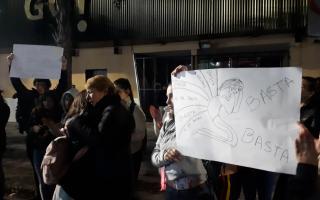 Caso de la joven que denunció haber sido abusada por un empleado del boliche Go!. foto: AsiTodo