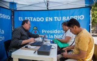 """Quilmes: Más de 30 mil trámites en los operativos de """"El estado en tu barrio"""""""
