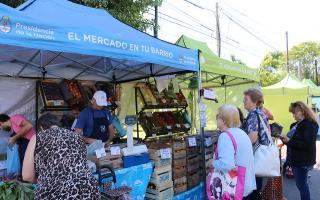 El Mercado en tu barrio en San Isidro: Cronograma del 12 al 15 de junio