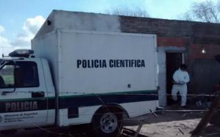 La Policía investiga el caso ocurrido en el barrio Avambé, de San Nicolás. Fuente: El Norte