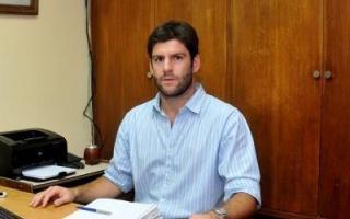 Cordonnier sumió como intendente de Ayacucho. Foto: Prensa