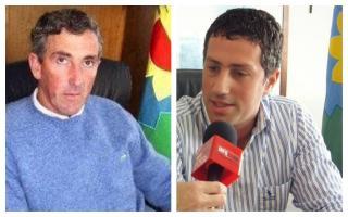 El Intendente Gustavo Walker pidió licencia por cuestiones de salud y en su lugar asumió su hijo Sebastián.