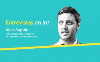 Alejo Supply, oriundo de Azul, dialogó con LaNoticia1.com.