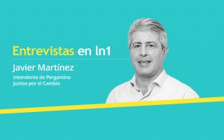 Javier Martínez dialogó con LaNoticia1.com.