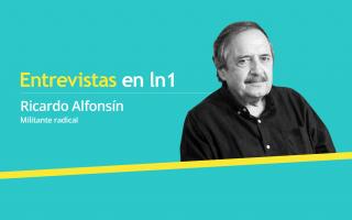 Ricardo Alfonsín dialogó con LaNoticia1.com.