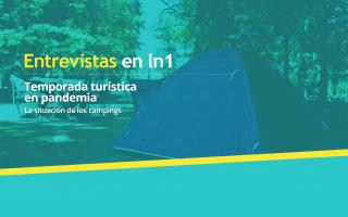 Por ahora, los camping, no están autorizados para funcionar