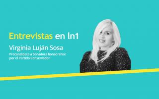 Virginia Luján Sosa dialogó con LaNoticia1.com.