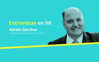 """Sánchez destacó su """"buena"""" relación con Cambiemos. Foto: LN1"""