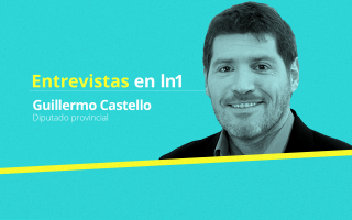 Guillermo Castello dialogó con LaNoticia1.com