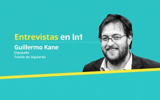 Guillermo Kane dialogó con LaNoticia1.com.