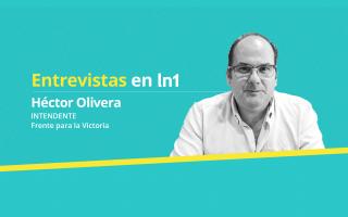 Héctor Olivera dialogó con LaNoticia1.com