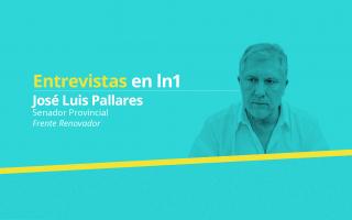 """""""Macri y su equipo presionaron a la gobernadora"""", dijo el senador José Pallares tras el no desdoblamiento"""