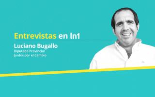 Lucho Bugallo dialogó con LaNoticia1.com.