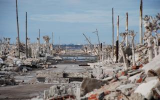 Adolfo Alsina: Declaran día para recordar la inundación y desaparición de Villa Epecuén