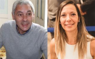 "Tajante: Di Renta tildó de ""irresponsable"" a Cagliardi."