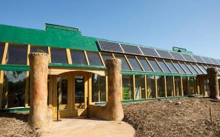 Escuela sustentable en Jaureguiberry, República Oriental del Uruguay
