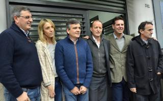 """Lanzaron el """"Grupo Esmeralda"""". Foto: Realpolitik"""