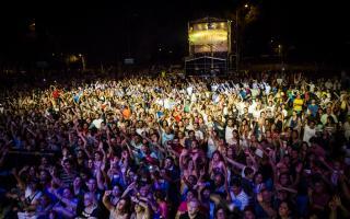 Proyecto de ley que regule los espectáculos públicos masivos en Provincia. Foto: Prensa