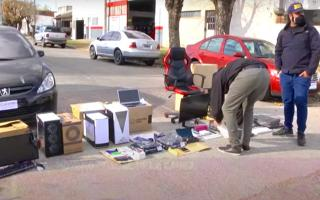 Estafa Mercado Libre (Imagen Bolívar Televisión)