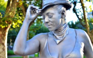 Olavarría será sede de un encuentro nacional de estatuas vivientes