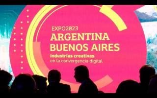 Argentina elegida para ser sede de la Expo Mundial 2023