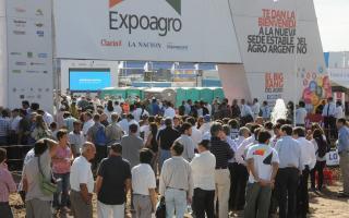 Comienza la 12° edición de Expoagro en San Nicolás