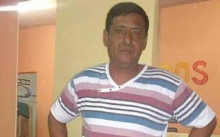 Néstor Omar Gutiérrez tiene 54 años.