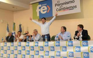 El diputado nacional Pablo Ansaloni es el nuevo presidente del Partido Fe