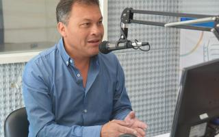 Walter Festa, intendente de Moreno, apoya a CFK para las elecciones.