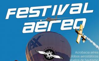 Festival Aéreo en Dolores el 18 y 19 de noviembre
