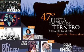 47º Fiesta Nacional del Ternero y Día de la Yerra en Ayacucho