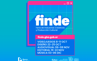 FINDE, Feria virtual de cultura bonaerense