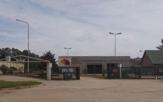 El episodio se registró en una de las plantas de Fiplasto, en Ramallo.