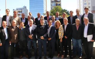 Jorge Macri recibió en Vicente López a un nuevo Foro de Intendentes de Cambiemos