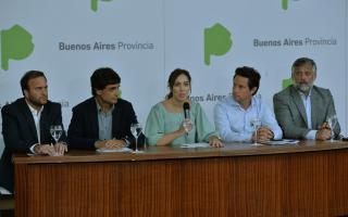 Los gremios nucleados FUDB reclamaron una nueva reunión paritaria para dentro de 48 horas. Foto: Prensa