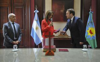 Juró José Grippo como nuevo secretario de Legal y Técnica bonaerense