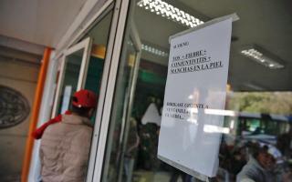El pequeño murió en el Hospital Elizalde. Foto: La Nación