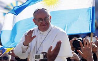 El Sumo Pontífice reunió más de 40 mil argentinos en Río.