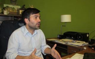 "Francisco Echarren propuso un ""Plan Marshall"" sanitario"