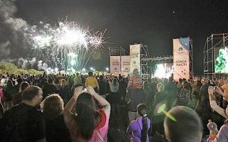Buscan prohibir los fuegos artificiales en Vicente López.