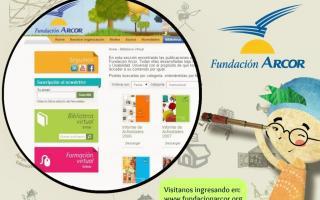 El nuevo portal web de la Fundación Arcor recibió la certificación del W3C