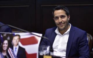 Miguel Funes rechazó la aprobación del Presupuesto 2019.