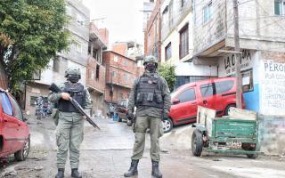 Se acordó presencia de las Fuerzas Federales en el conurbano bonaerense