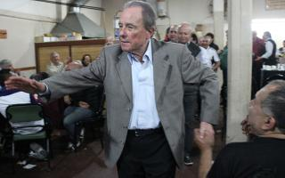 García recorrió clubes en Vicente López.